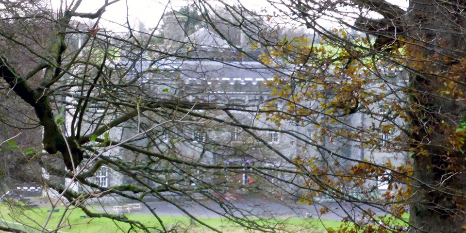Slane Castle, County Meath, Ireland