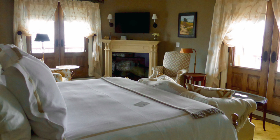 General William Hart junior suite, Saybrook Point Inn & Spa, Old Saybrook, Connecticut