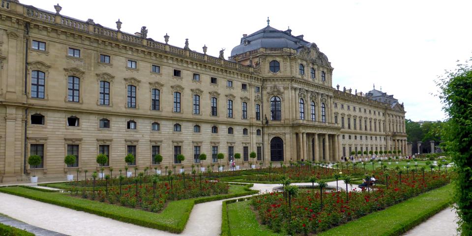 Bishop's Residenz, Würzburg
