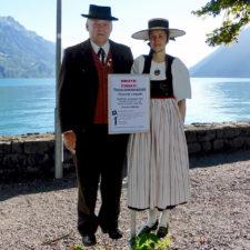 Folklore Concert, Brienz, Switzerland