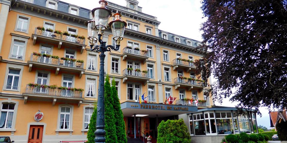 Parkhotel du Sauvage, Meiringen, Switzerland