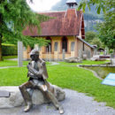The Sherlock Holmes Museum, Meiringen, Switzerland