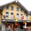 In Meiringen, Switzerland, history and legends come right from the oven