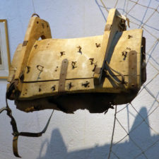 pack saddle known as a saurnsattel, Hasli Museum