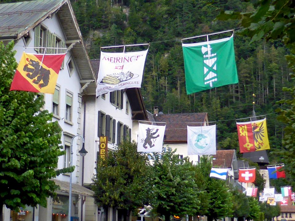 Meiringen, Switzerland with Untours