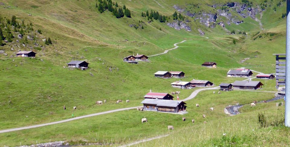 Mägisalp, Switzerland