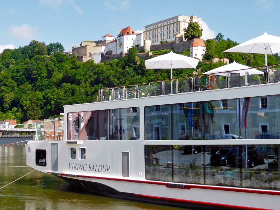 Viking Baldur, Passau.