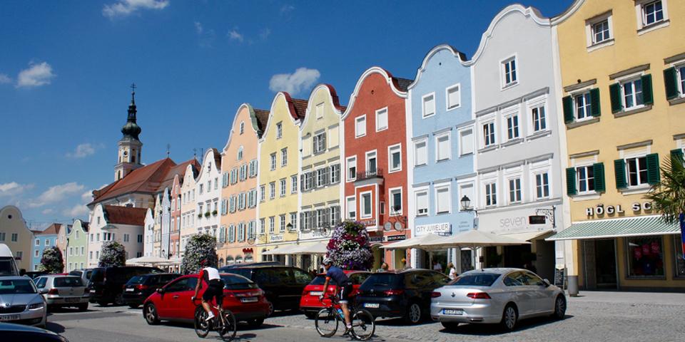 Schärding, Austria