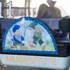 Muggestutz gondola, Mägisalp