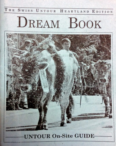The Dream Book by Untours