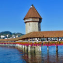 All in a day in Lucerne, Switzerland