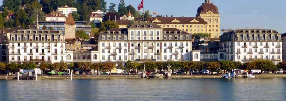 Hotel Schweizerhof in Lucerne named Best Historic Hotel in Europe