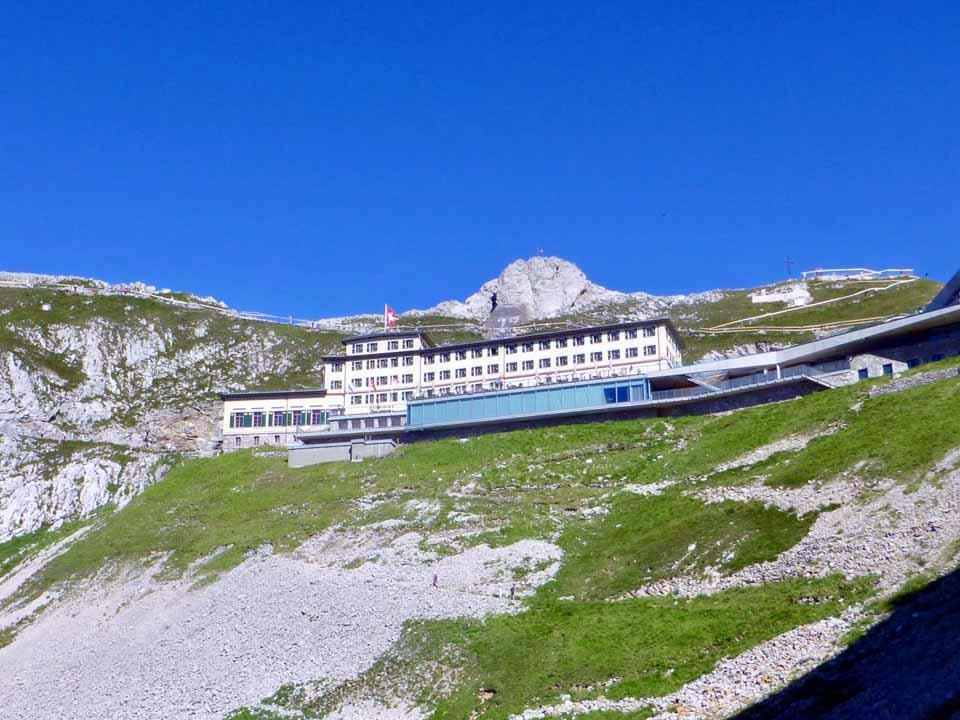 Hotel Pilatus-Kulm, Switzerland
