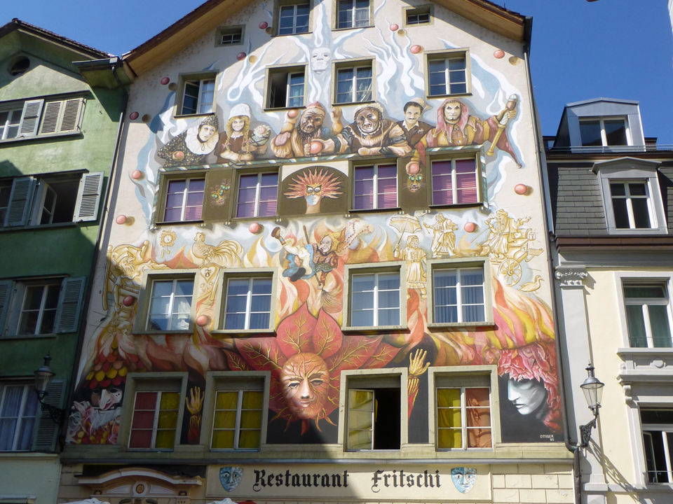 Restaurant Fritschi, Lucerne