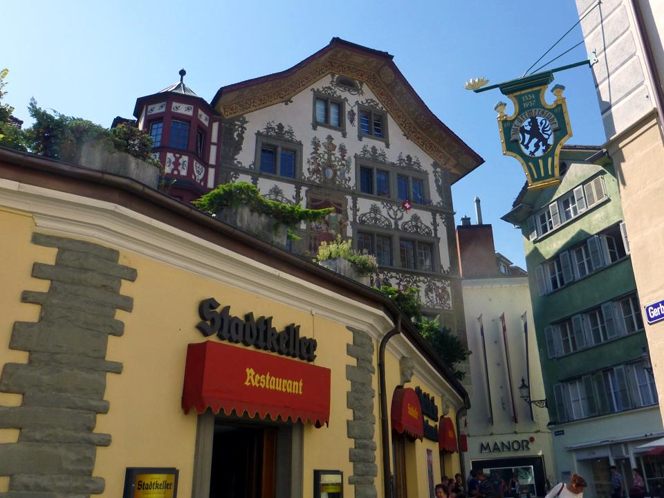 Stadkeller, Lucerne