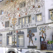 Dining in Lucerne: the grand, the historic and the delightful