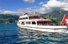 Best day trips in Switzerland: the castle, lake and vineyards of Spiez