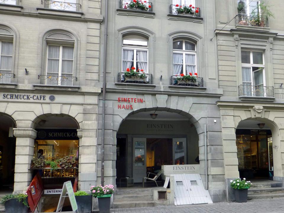Einstein Haus, Bern, Switzerland