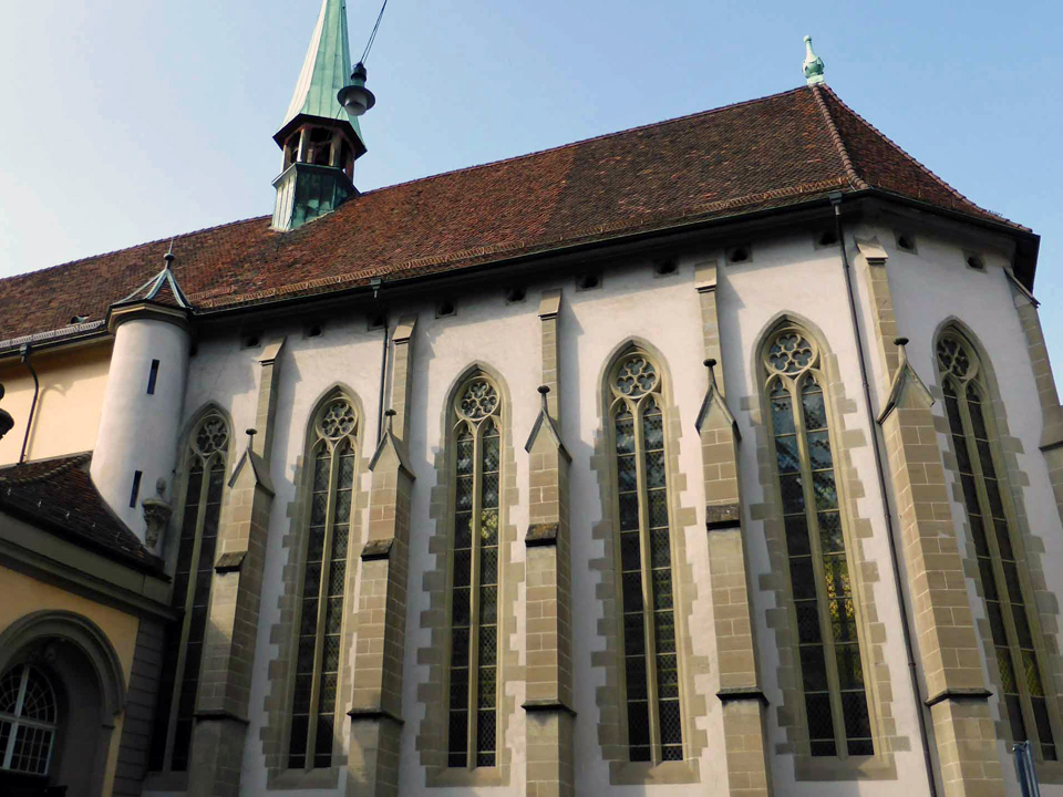 French Church, Bern, Switzerland