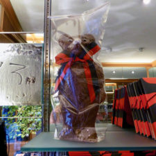 chocolate bear, Bern, Switzerland