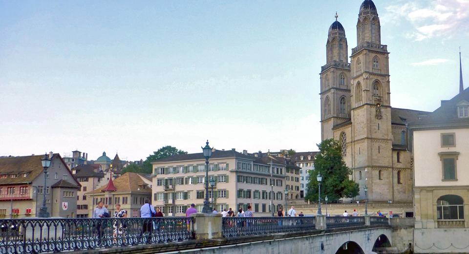 Grossmünster, Zurich