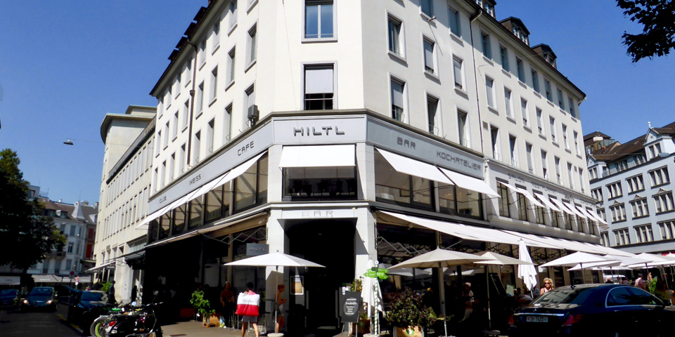 Hiltl Restaurant, Zurich