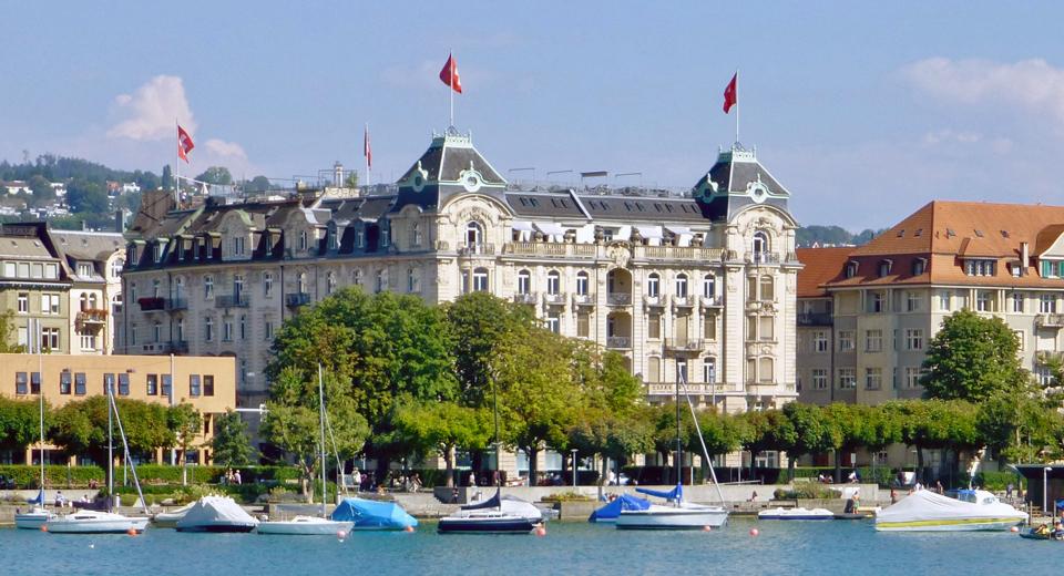 Hotel Ambassador, Zurich