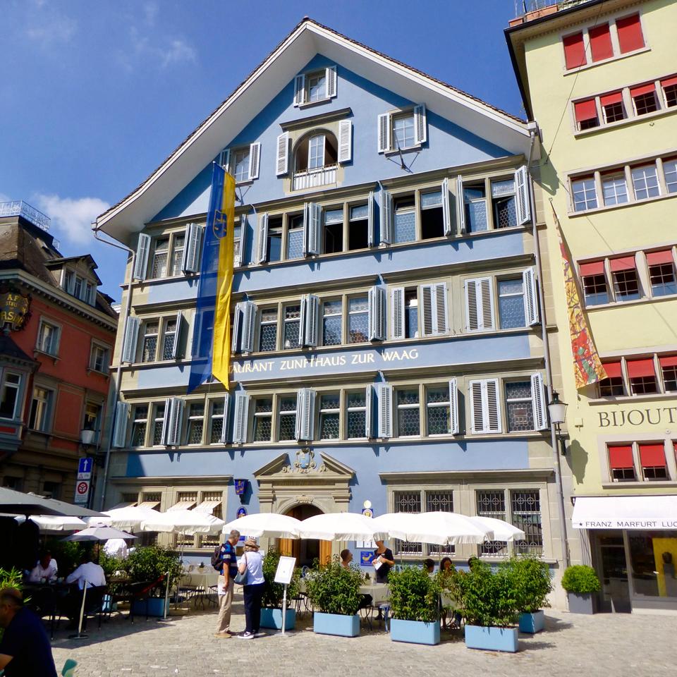 Zunfthaus zur Waag, Zurich