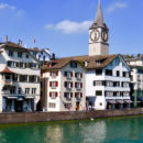Flying to or from Zurich? It's easy to stop in the city