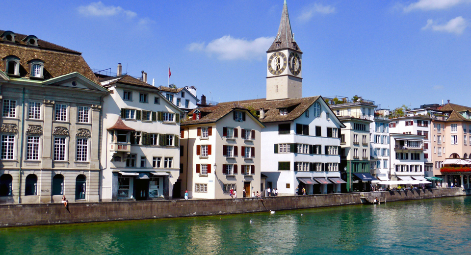St. Peter's Church, Zurich - Notable Travels | Notable Travels