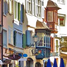 Augustinergasse, Zurich