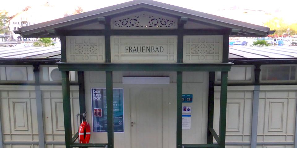 Frauenbad, Zurich