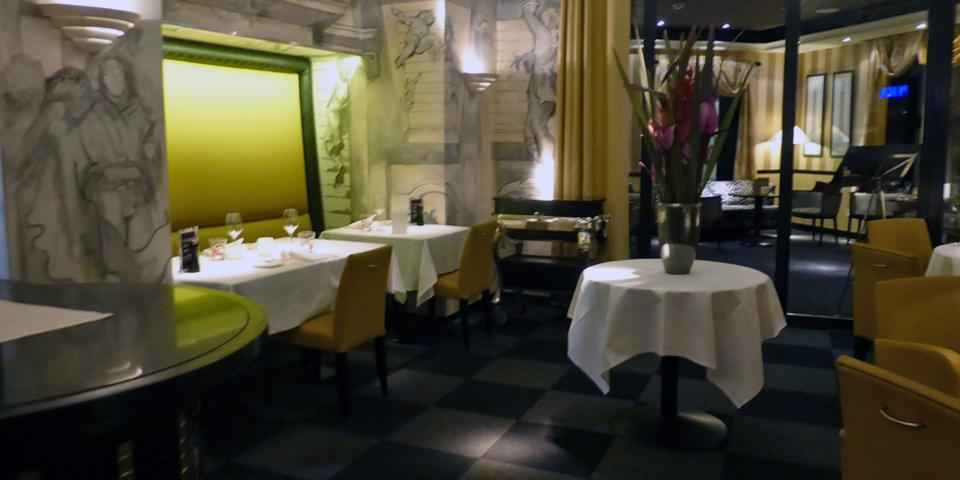 Restaurant Opera_ Hotel Ambassador a l'Opera Zurich