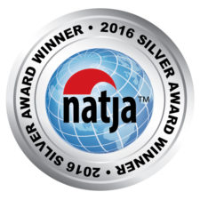 2016 NATJA Award Seal