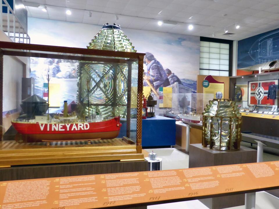 Coast Guard Museum, New London, Connecticut