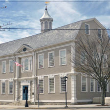Courthouse, New London, Connecticut