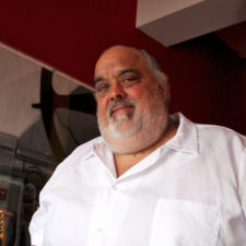 Jack Chaplin, whose latest restaurant is Daddy Jack's in New London