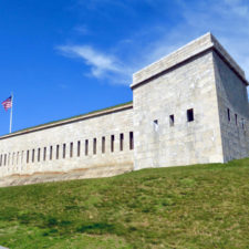 Fort Trumbull, New London, Connecticut