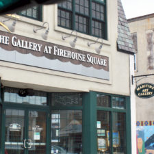 Gallery at Firehouse Square, New London, Connecticut