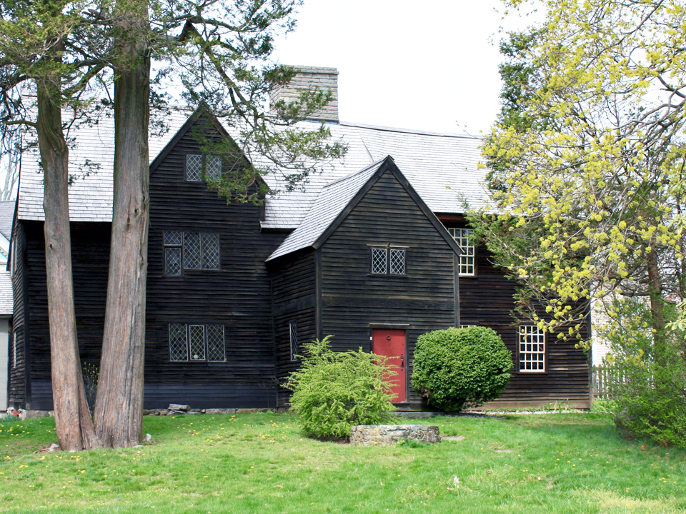Hempsted House, New London, Connecticut