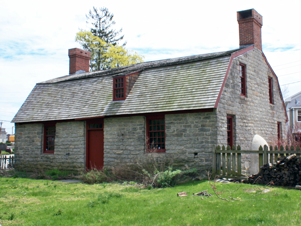 stone Hempsted House, New London, Connecticut