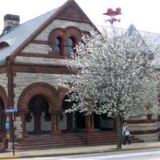 Public Library, New London, Connecticut
