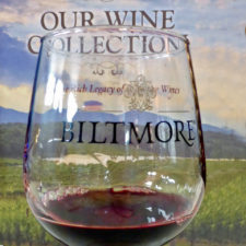 wine tasting at the Biltmore Estate