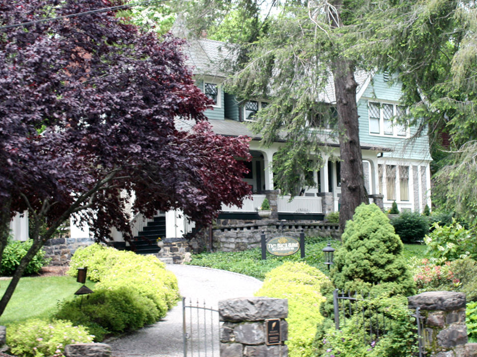 Black Walnut Bed and Breakfast, Asheville, NC