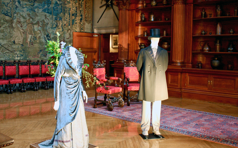 Finding Neverland costumes 2, Banquet Hall, Biltmore House