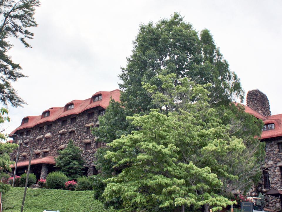 Grove Park Inn, Asheville, NC