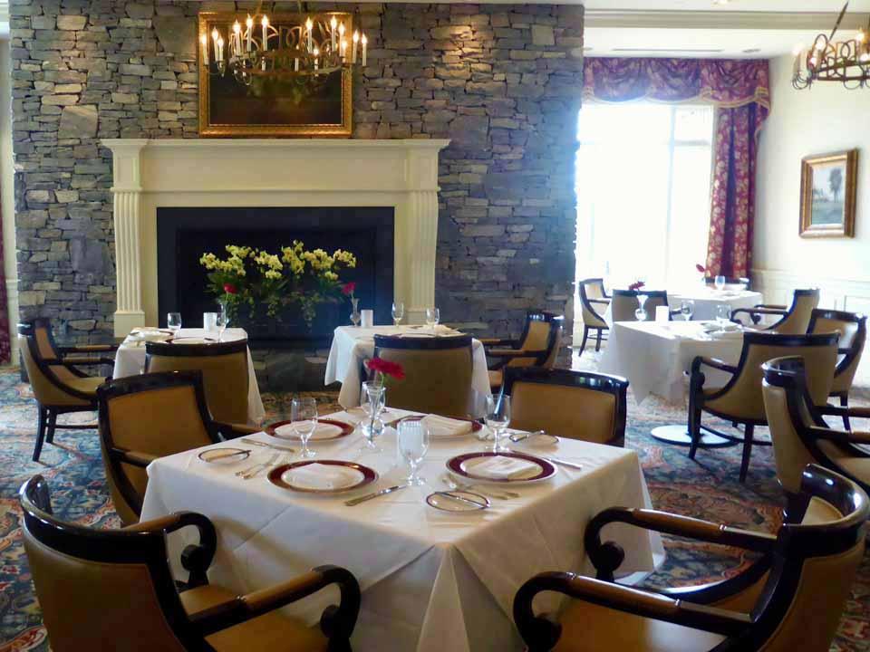 The Inn at Biltmore dining room