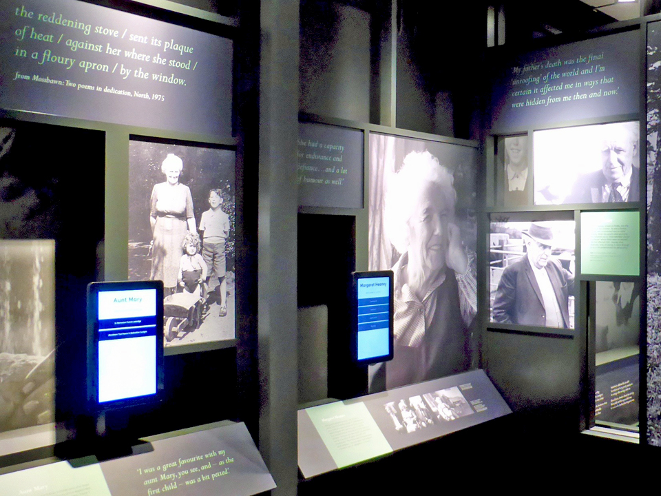 Seamus Heaney HomePlace, Northern Ireland