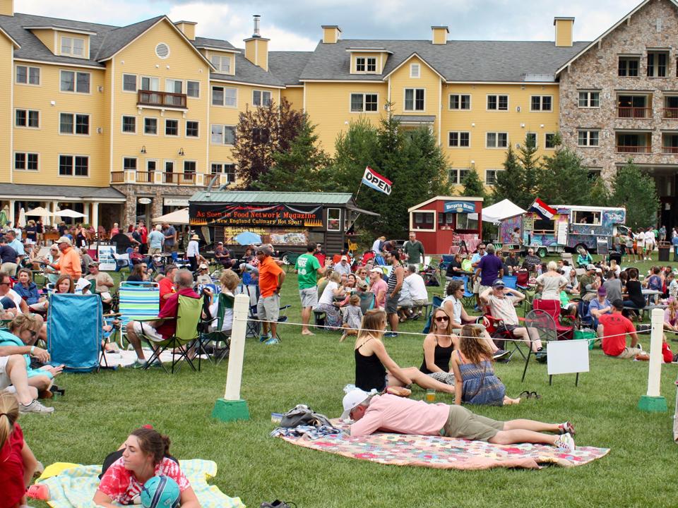 Hops in the Hills, Jackson Gore Inn courtyard, Okemo Mountain Resort, Vermont.jpg