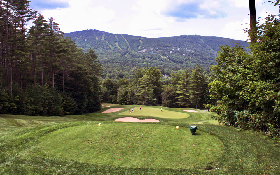 Okemo Valley Golf Club, Ludlow, Vermont
